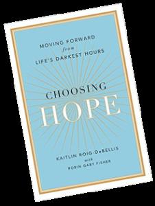 Choosing Hope Book